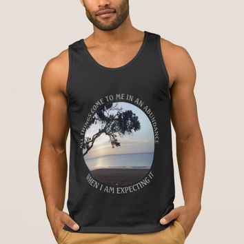 Abundance Photo Quote by Kat Worth Tank Top