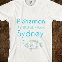 Finding Nemo-Unisex White T-Shirt