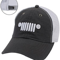 Jeep® Grille Mesh Back Cap
