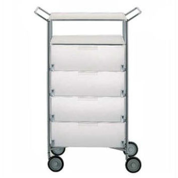 Mobil Storage Cart by Kartell
