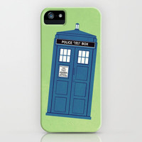 DOCTOR WHO. iPhone Case by John Medbury (LAZY J Studios)
