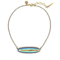 Loren Hope: Kai Necklace in Iridescent