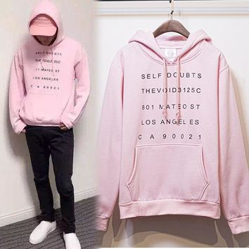 """Anti Social Social Club""  Cotton Fashion Hoodies [103863123980]"