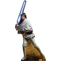 Luke Skywalker Retouched Cardboard Standup