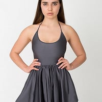 Nylon TricotFigure Skater Dress