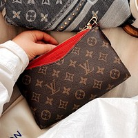 Free shipping: LV simple classic presbyopia women's chain bag shoulder bag crossbody bag