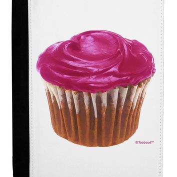 Giant Bright Pink Cupcake Ipad Mini Fold Stand  Case by TooLoud