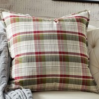 Kirkwood Plaid Pillow Cover