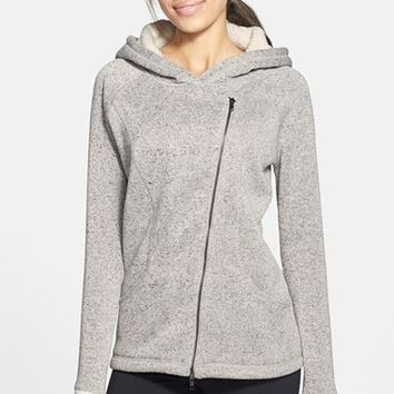 Women's Zella 'Winter Wonder' Sweatshirt Jacket,