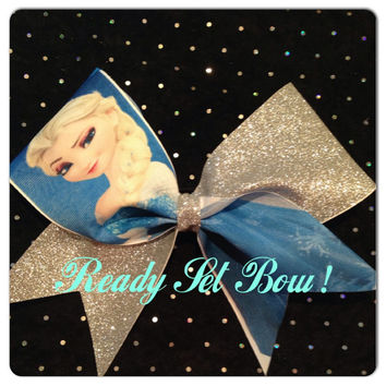 Princess Cheer Bows