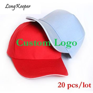 Trendy Winter Jacket Long Keeper 2018 New Arrival Golf Baseball Caps Custom Logo Sports Hats For Men Women Snapback Outdoor Solid Gorras 20pcs/lot AT_92_12