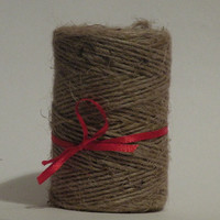 #Jute #yute #twine #diy #craft #party #banner 100 yards of 2mm Natural Jute Twine