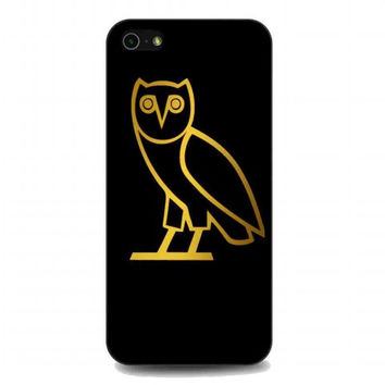 OVOXO Hoodie, Owl For iphone 5 and 5s case