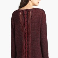 Sanctuary Marbled Knit Sweater | Nordstrom