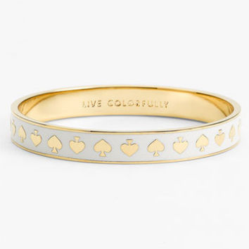 kate spade new york 'idiom' thin bangle | Nordstrom