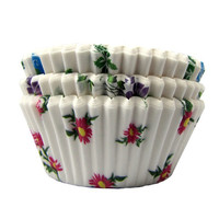Baking Cup Floral/Set of 1728