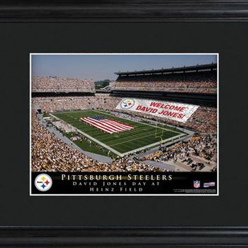 NFL Stadium Print - Steelers