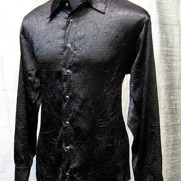 Shimmer Shirt Shrine Clothing Goth Steampunk Mens Jackets