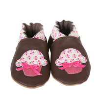 Robeez Cupcake Soft Soles™, Brown
