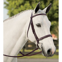 Showmark Deluxe Classic Bridle | Dover Saddlery