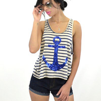 Good Day Mate Anchor Summer Tank