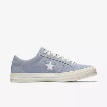 Best Deal Online Nike Converse One Star x Golf le Fleur 159434C Blue Men Women Sneaker Sport Shoes