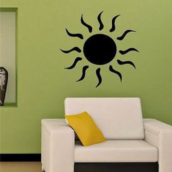 Sun Tribal Tattoo Wall Art Sticker decal T415