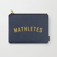 Mathletes - Mean Girls movie Carry-All Pouch by AllieR
