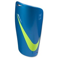 Nike Mercurial Lite 13 Shinguard (Tide Pool Blue) - WorldSoccerShop.com