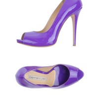 Gianmarco lorenzi Women - Footwear - Closed-toe slip-ons Gianmarco lorenzi on YOOX