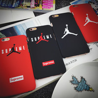 Fashion Brand Flyman Michael Jordan Fundas Coque for iPhone 5 5S 6 6S Plus 4.7 5.5 inch Phone Cases Mate Hard Back Covers Caso
