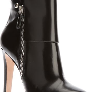 Gianvito Rossi Fold-Over Ankle Boot