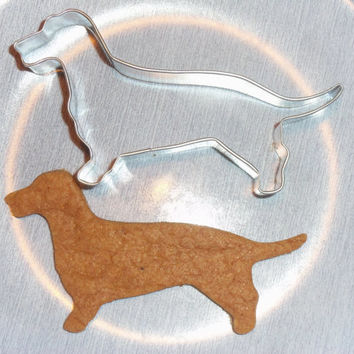 Dog Dachshund Cookie Cutter - 5.5 inch