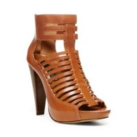 Steve Madden - ABLAZE COGNAC LEATHER