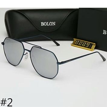 BOLON 2018 new colorful color film polarized sunglasses F-A-SDYJ #2