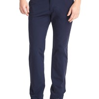 Performance slim fit khakis | Gap