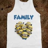 DESPICABLE FAMILY