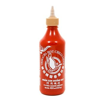 Buy Extra Garlic Flying Goose Sriracha Chilli Sauce at Sous Chef Online Shop