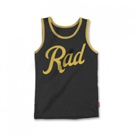 Prefresh Rad Tank Top - Graphite | BabySwag