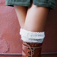 Free People Sugarpine Over The Knee Sock