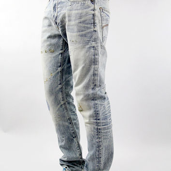 G-STAR RAW 3301 Slim Medy Denim