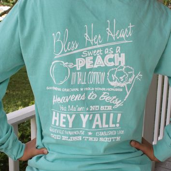 GF Southern Sayings Tee Shirt