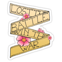 Paramore - Lost The Battle, Win The War by stephw