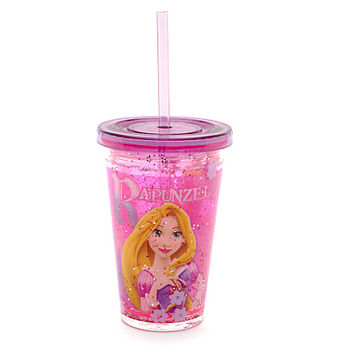 Disney Rapunzel Waterfill Tumbler With Straw | Disney Store
