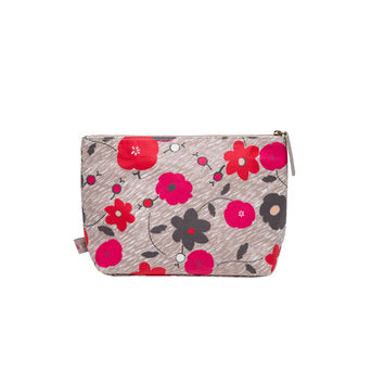 Betty & Walter | Makeup Bags Sale | Colourful Floral Makeup Bag | Offers - Betty & Walter | Makeup bag