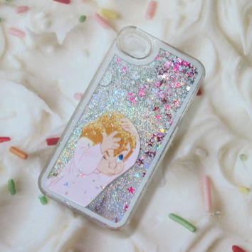 Liquid Peter Pan Fairy Dust iPhone Case