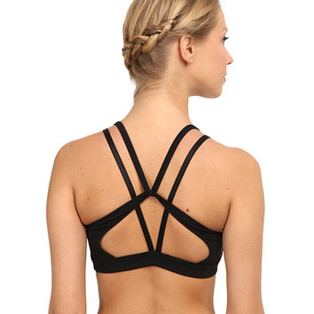 Zobha Thompson Twist Back Sport Bra