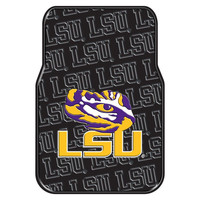 LSU Tigers NCAA Car Front Floor Mats (2 Front) (17x25)