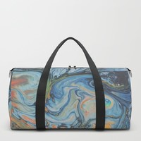 water life Duffle Bag by duckyb