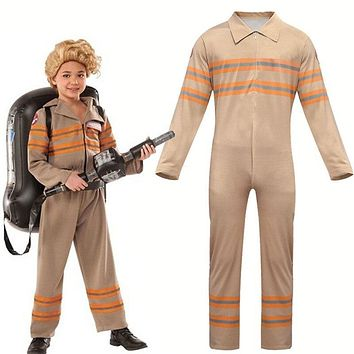 Kids Ghostbusters Jumpsuits costume